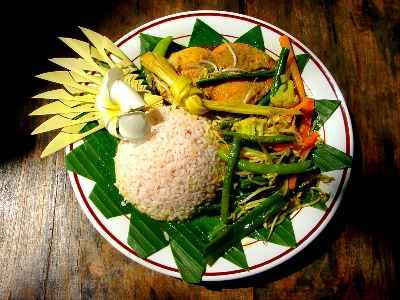 Balinesische Küche   Bali Marathon Laufreise Mit Herbert Steffny Bildergalerie Fotos